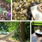 Ein neues Projekt: wandern und schreiben