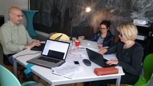 Gemeinsam schreiben macht Spaß